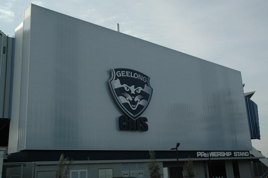 Simonds Stadium Australia Rodeca Translucent Building